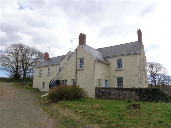 5 Bedrooms Detached House for sale in Milton Farm, Oxland Lane, (Lot 1)