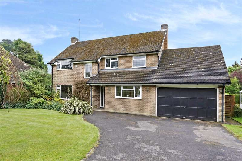 5 Bedrooms Detached House for sale in Birkett Way, Chalfont St. Giles, Little Chalfont, Buckinghamshire, HP8