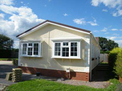 2 Bedrooms Mobile Home for sale in Brome, Eye, Suffolk