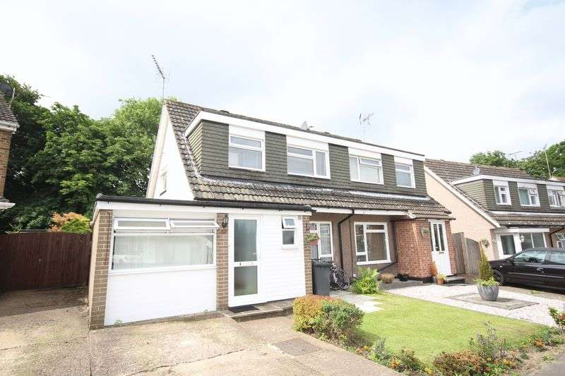 4 Bedrooms Semi Detached House for sale in Welland Road, Tonbridge