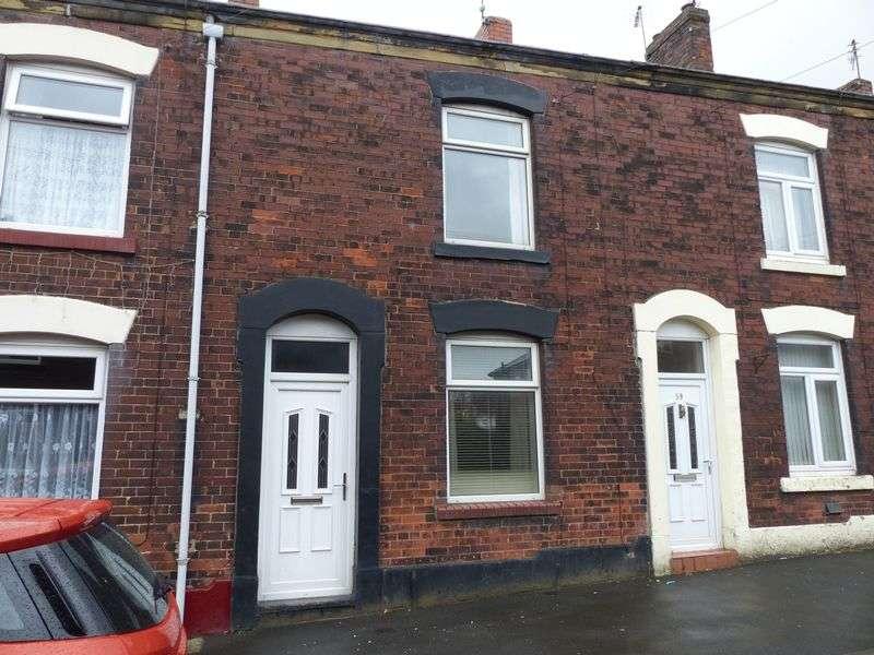 2 Bedrooms Terraced House for sale in Cobden Street, Waterhead