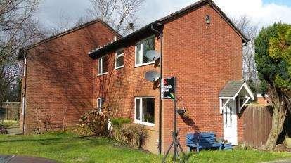 2 Bedrooms Semi Detached House for sale in Masonfield, Bamber Bridge, Preston, Lancashire, PR5