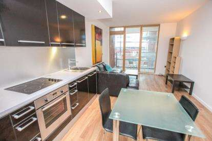 2 Bedrooms Flat for sale in West Point, Wellington Street, Leeds, West Yorkshire