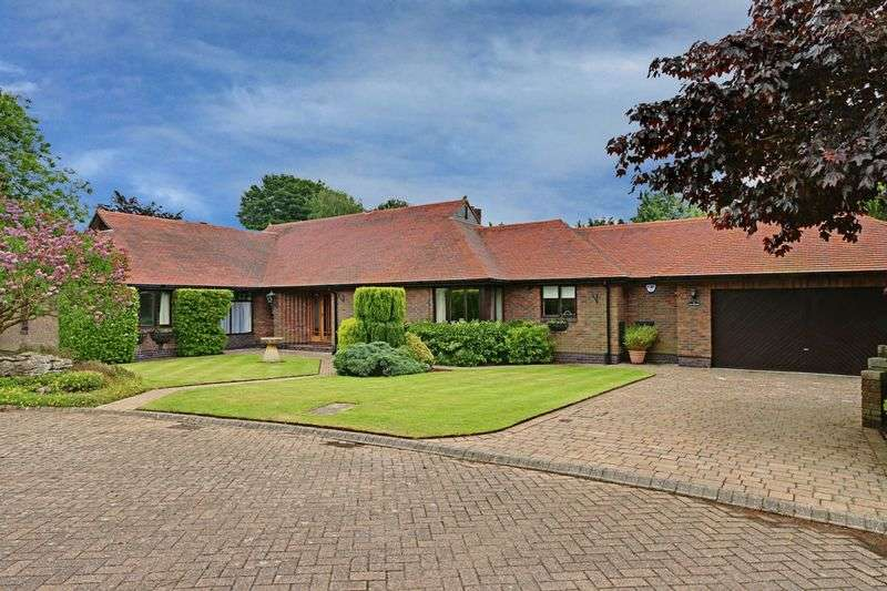3 Bedrooms Detached Bungalow for sale in The Meadows, West Ella