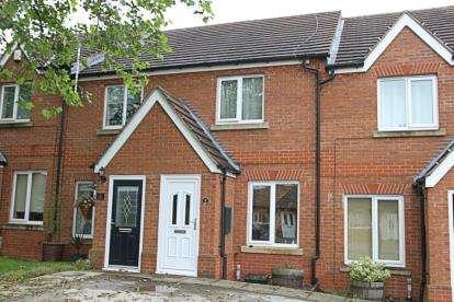 2 Bedrooms Terraced House for sale in Haycroft Gardens, Mastin Moor, Chesterfield, Derbyshire