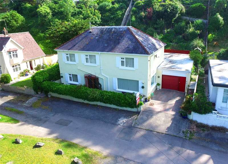 7 Bedrooms Detached House for sale in Fairway, The Burrows, Tenby, Pembrokeshire