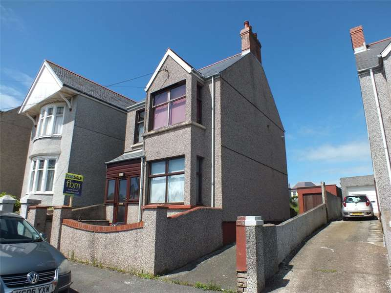2 Bedrooms Detached House for sale in Pill Lane, Milford Haven, Pembrokeshire