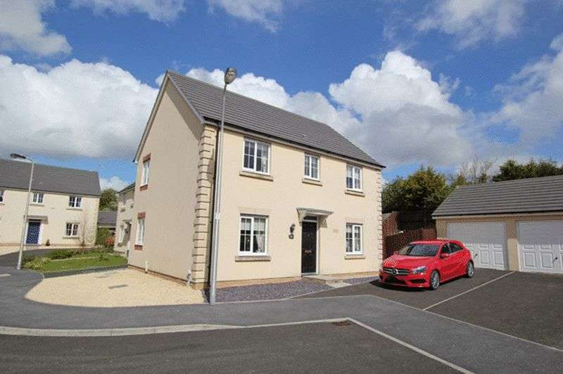 4 Bedrooms Detached House for sale in PARC Y GARREG, MYNYDDYGARREG, KIDWELLY