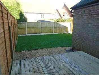 3 Bedrooms Semi Detached House for sale in Lightley Close, Sandbach, CW11 4QE
