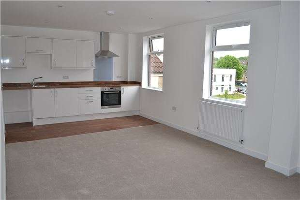 1 Bedroom Flat for sale in Ashbourne House, Fishponds Road, Eastville, Bristol, BS5 6SH