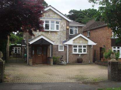 4 Bedrooms Detached House for sale in Southampton, Hampshire