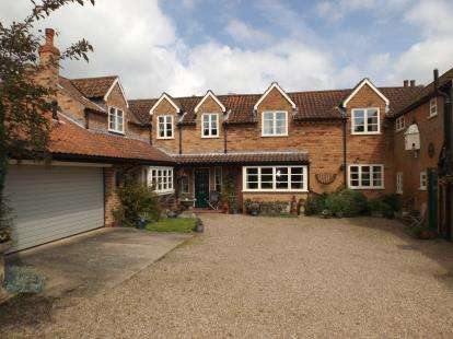 5 Bedrooms Detached House for sale in Main Street, East Bridgford, Nottingham, Nottinghamshire