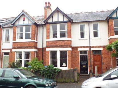 3 Bedrooms Terraced House for sale in Park Grove, Derby, Derbyshire