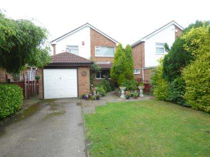4 Bedrooms Detached House for sale in Woodway Lane, Coventry, Coventry