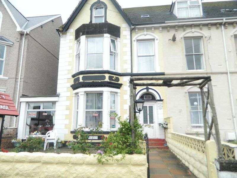 8 Bedrooms Semi Detached House for sale in Conwy Street, Rhyl