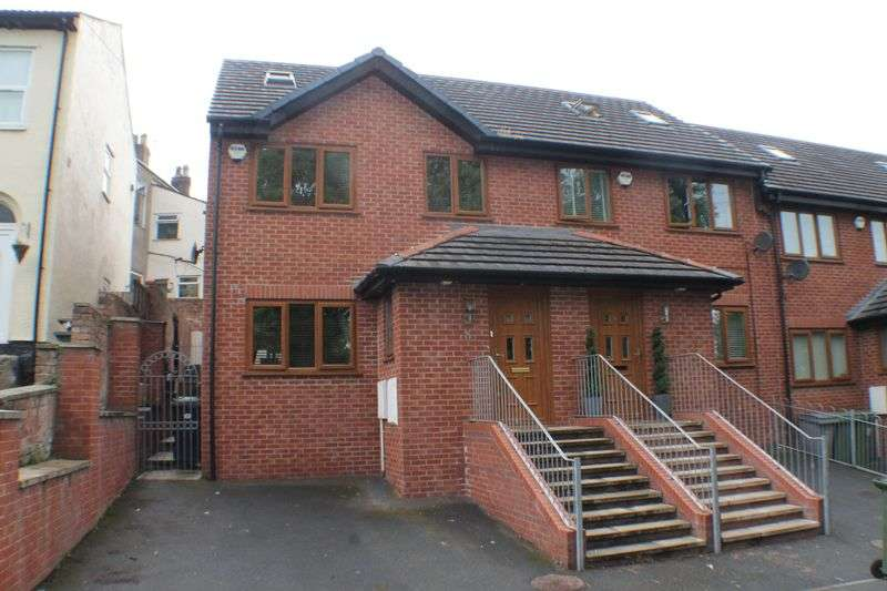 4 Bedrooms Terraced House for sale in Olive Mount, Birkenhead