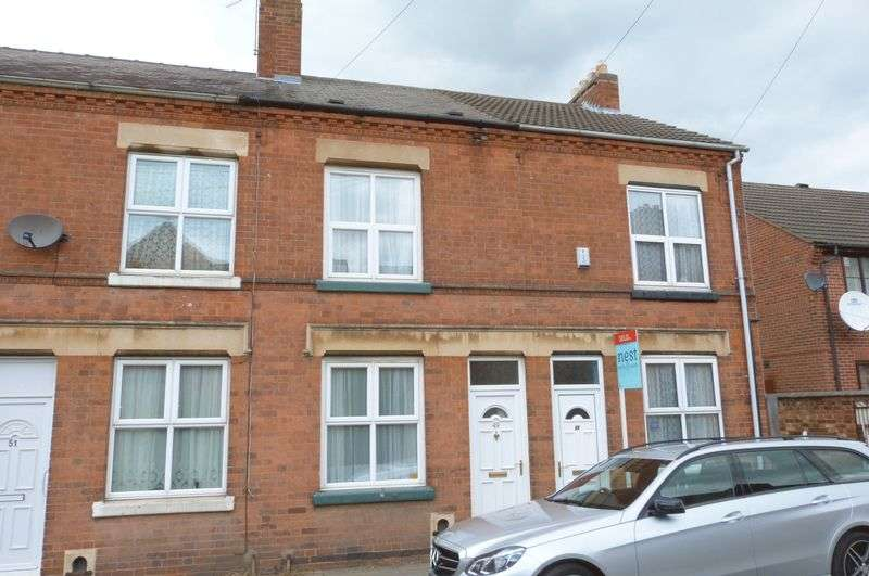 2 Bedrooms Terraced House for sale in West Street, Enderby