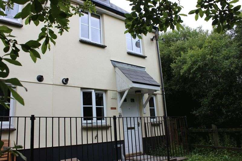 3 Bedrooms Terraced House for sale in Roselare Close, St. Austell