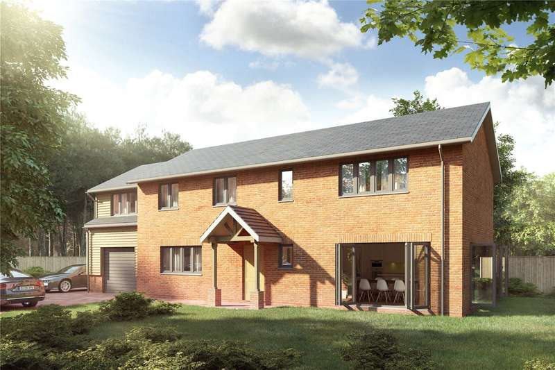 4 Bedrooms Detached House for sale in Old Camps, Newbury Road, Headley, RG19