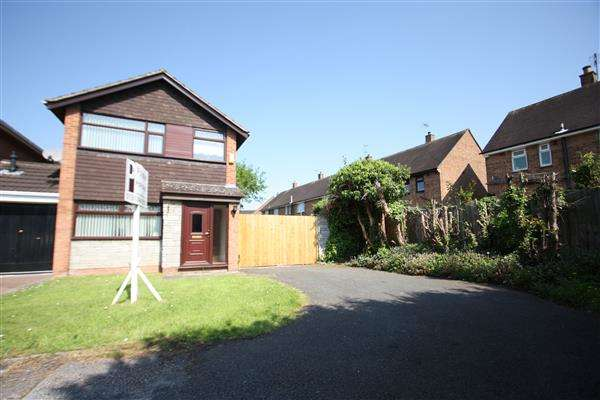 3 Bedrooms Link Detached House for sale in Torridon Grove, Ellesmere Port