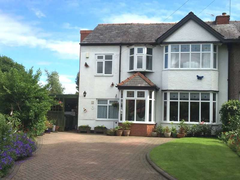 5 Bedrooms Semi Detached House for sale in Lostock Park Drive, Lostock