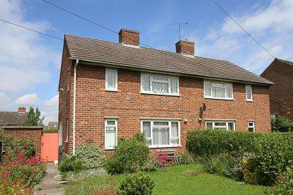 2 Bedrooms Semi Detached House for sale in Rotherwood Road, Killamarsh, Sheffield, Derbyshire