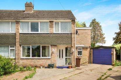 4 Bedrooms Semi Detached House for sale in Woodside, Boston, Lincolnshire, England