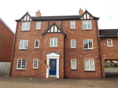 1 Bedroom Flat for sale in Sutton Close, Nantwich, Cheshire