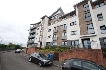 2 Bedrooms Flat for sale in Springburn Road, Springburn
