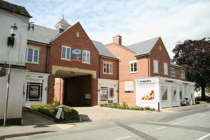 1 Bedroom Flat for sale in Moseley House, Audlem Nr Nantwich