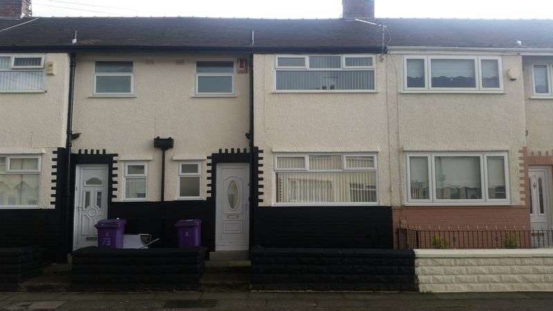 3 Bedrooms Terraced House for sale in Hahnemann Road, Liverpool