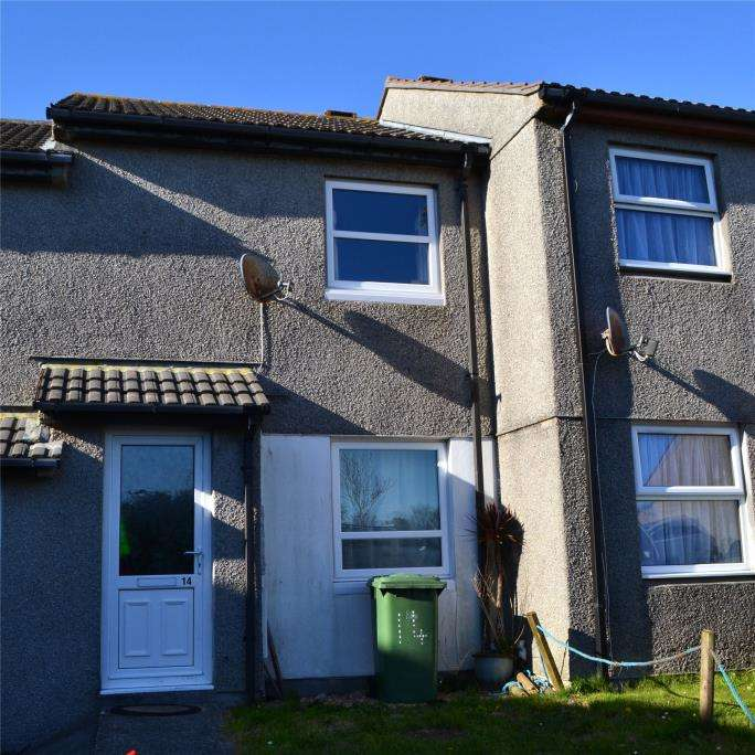 2 Bedrooms Terraced House for sale in Cornubia Close, Hayle