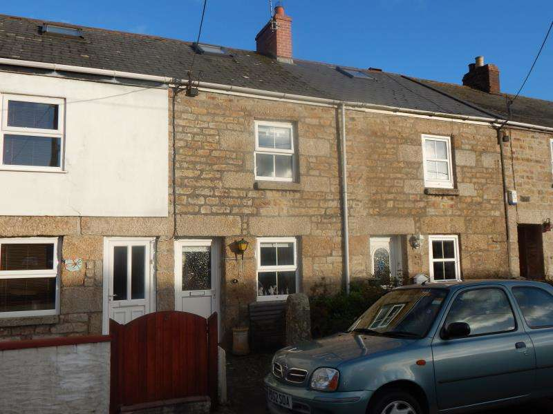 2 Bedrooms Terraced House for sale in Chapel Square, Crowlas, Penzance