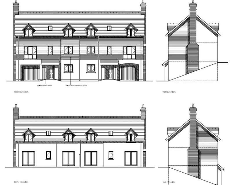 4 Bedrooms Semi Detached House for sale in Furze Croft, Nancledra, Penzance