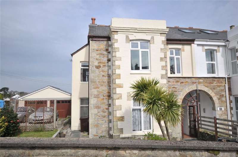 5 Bedrooms Semi Detached House for sale in Daniell Road, Truro