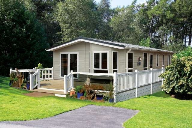 2 Bedrooms House for sale in Lilac Moffat Manor Holiday Park, Beattock, Dumfries and Galloway, DG10 9RE