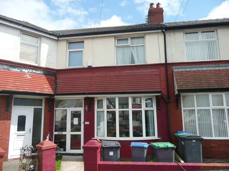 4 Bedrooms Terraced House for sale in The Crescent, Blackpool, FY4 1EQ
