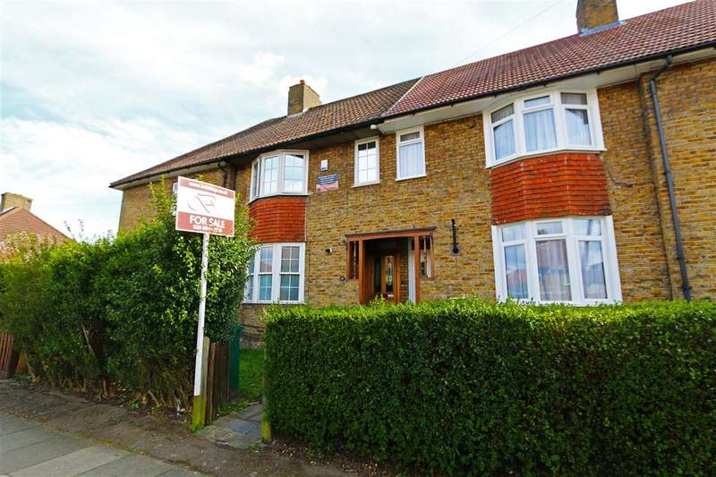 3 Bedrooms Terraced House for sale in Middleton Road, Morden