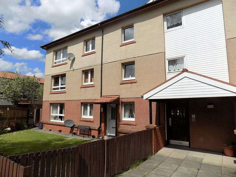 3 Bedrooms Flat for sale in Rannoch Road, Grangemouth