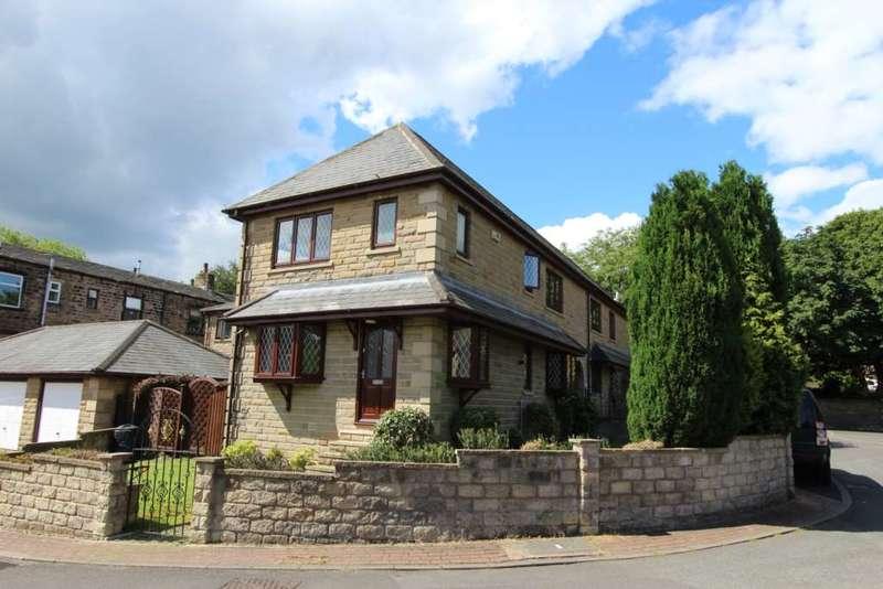 3 Bedrooms Link Detached House for sale in Scott Lane, Gomersal