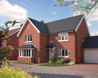 5 Bedrooms Detached House for sale in Bridge Road, Bursledon