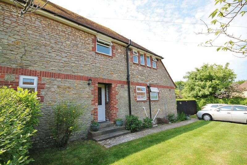 3 Bedrooms Semi Detached House for sale in Semi rural village location within easy reach of local amenities
