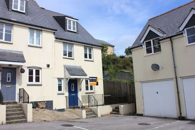 3 Bedrooms Terraced House for sale in Lovering Road, St. Austell