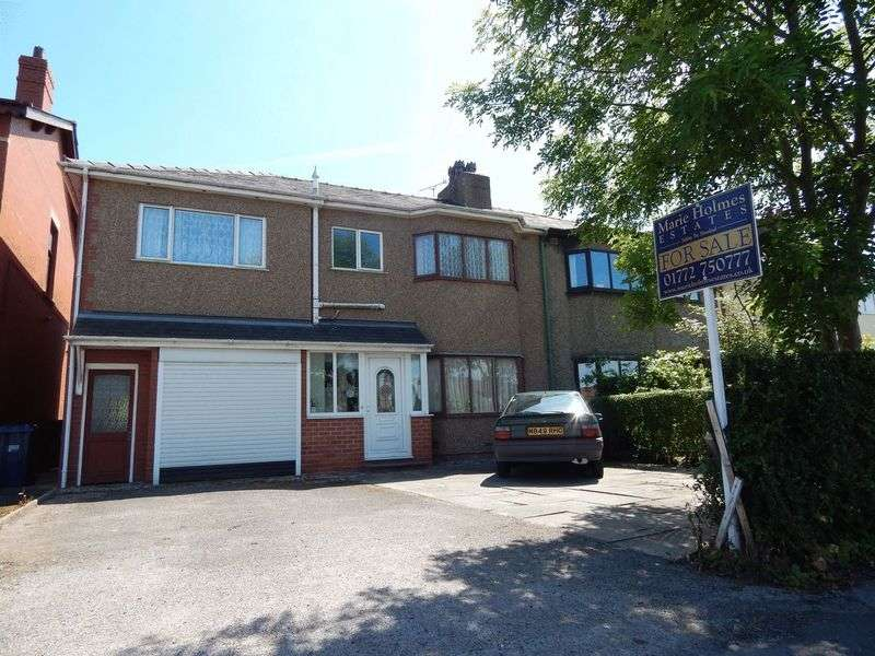 5 Bedrooms Semi Detached House for sale in Broad Oak Lane, Penwortham, Preston