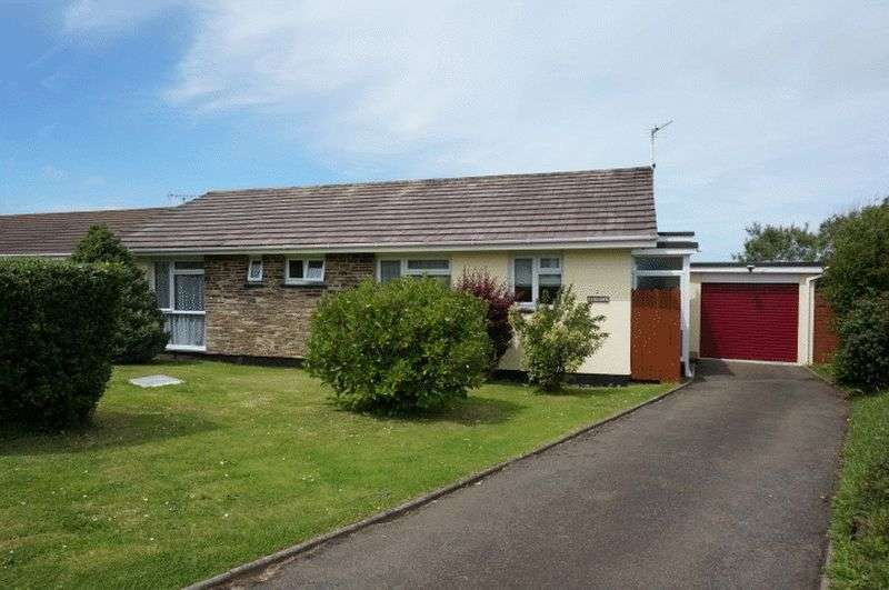 3 Bedrooms Detached Bungalow for sale in Crackington Haven