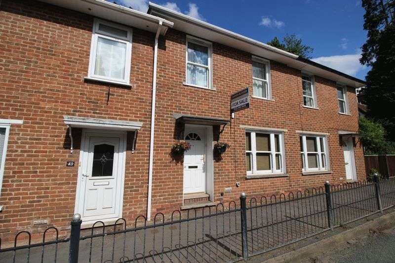 3 Bedrooms Terraced House for sale in Swan Street, Alvechurch