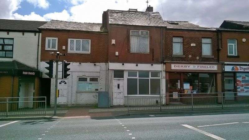 Property for sale in Derby Street, Bolton