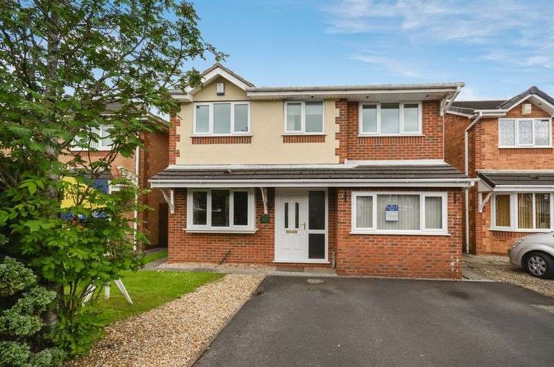 4 Bedrooms Detached House for sale in Cottam Green, Cottam, Preston, PR4