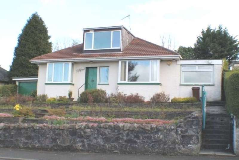 4 Bedrooms Detached House for sale in Hagg Crescent, Johnstone