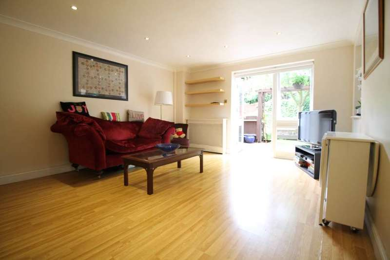 2 Bedrooms Apartment Flat for sale in Bordeston Court, Brentford